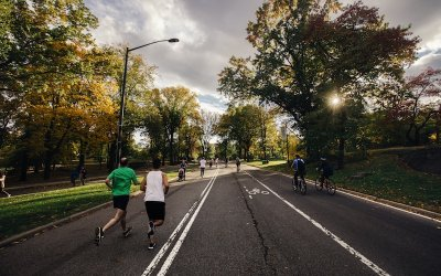 Jumpstart your Outdoor Walking or Running Program Easily and Enjoyably